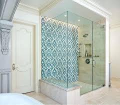 Accent Wall In Bathroom Bathroom Accents Ideasbathroom Accent Wall Blue And Cream