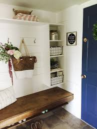 how to turn that hallway closet into a beautiful functional and
