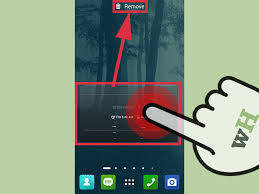 customize home how to customize your android home screen with widgets 9 steps