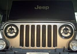 custom jeep tail light covers jeepeyes and jeeptail custom headlight and taillight covers for cj