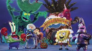 stop motion halloween u0027spongebob u0027 special airs oct 13 animation