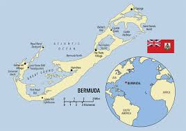 Map Of Bermuda The Great Sound Of Bermuda With Nick Smith The Bay Magazine Swansea