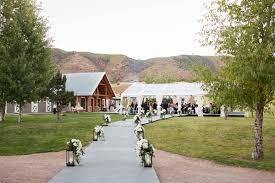 Barn Rentals Colorado Incredible Tented Ceremony U0026amp Barn Reception At Ranch In Aspen
