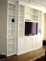 Built In Tv Bookcase Bookcase Tv Bookcase Wall Unit Plans Bookcase Wall Unit Modified