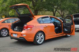 2014 holden cruze review australian launch performancedrive