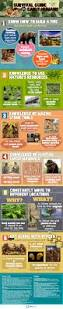 early human survival guide infographics created in free