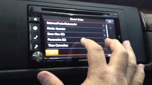 bmw x5 factory navigation and dsp bypassed alpine navigation al