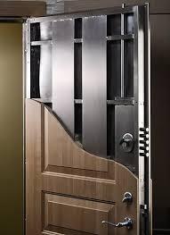 Residential Security Doors Exterior Armored Doors Windows High End Custom Security Doors