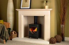 surrounds for wood burners round designs