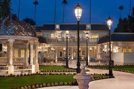 Luxury Homes Beverly Hills A Magnificent Beverly Hills Residence Exuding Grandeur