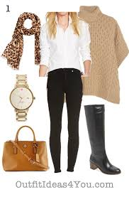capsule wardrobe for thanksgiving at the 16 items 10
