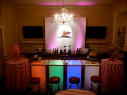 bar rentals furniture rental eggsotic events