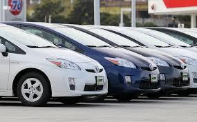 toyota car lot toyota plans 10m sales financial tribune