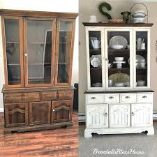 how to decorate your china cabinet china cabinet decor china cabinet before and after collage china