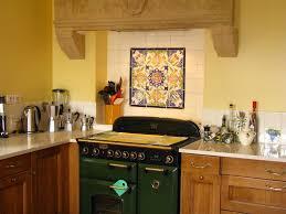 cuisine en faience faïence et carrelage mural de cuisine carreaux artisanaux pour cuisine