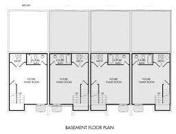 floor plans arcata westgate townhomes liberty homes