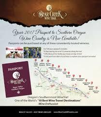 Bear Creek Trail Map Oregon Shakespeare Festival Bear Creek Wine Trail