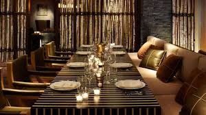 aspen private dining at eight k restaurant viceroy snowmass