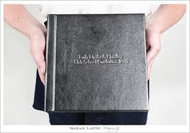 leather photo albums engraved album offerings leather books layne photography san
