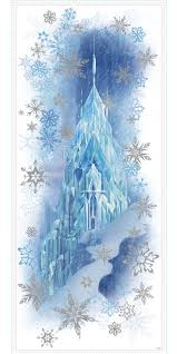 361 best wall murals images on pinterest wall murals babies create a magical ice palace for the disney frozen fan in your home with this disney