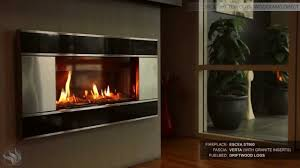 escea st900 luxury indoor gas fireplace youtube