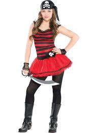 Halloween Costumes Teenage Girls Teen Girls Sassy Lass Pirate Costume Party Theatre