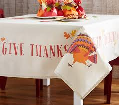 a thanksgiving event these thanksgiving table linens