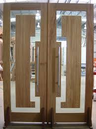 Modern Front Entry Doors In African Mahogany Chad Womack by Modern Front Door Designs Wholechildproject Org