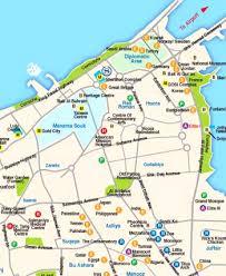 map of bahrain bahrain map map of manama bahrain manama city map