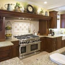 what to do with space above kitchen cabinets what to put on top of kitchen cabinets surprising 1 best 25 above