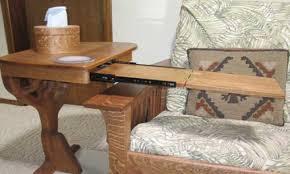 sofa stunning slide under sofa table tv tray that slides under