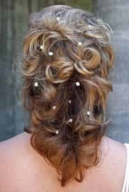 Hochsteckfrisurenen Hochzeit Mit Perlen by Brautfrisuren Mittellanges Haar Haaaaaare