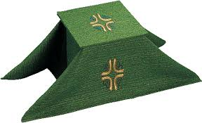 chalice veil chalice veil without burse 2165 pascal green lined
