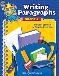 writing paragraphs grade 4 tcr3343 teacher created resources