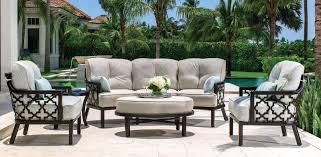 Patio Furniture Fabric Belle Epoque Collection Castelle Luxury Outdoor Furniture