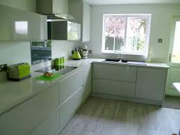 modern and sleek kitchen installation upstairs downstairs