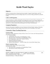 Technical Resume Objective Examples by Healthcare Resume Objective Examples Free Resume Example And