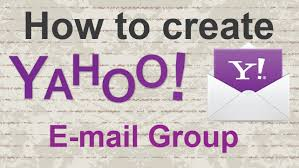 membuat group di yahoo mail video tutorial how to create a yahoo e mail group youtube