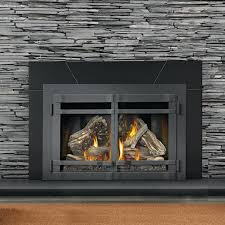 ventless gas fireplace inserts lowes natural vented with blower