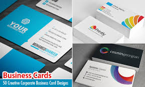 corporate graphics business cards 50 creative corporate business