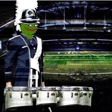 Drum Corps Memes - drum corps pepe on twitter wen u realize dci stands for dankmemes