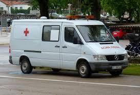 mercedes espa l file mercedes sprinter 208d ambulancia ejército español jpg