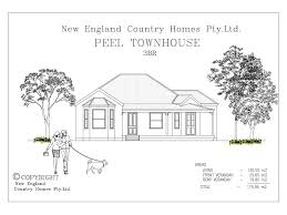new england country homes standard designs