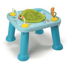 siege d activité cotoons siège d activités table youpi baby bleu bleu achat