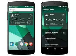 best android widgets the 10 best widgets for android devices iphone and ndtv