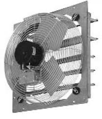 tpi industrial fan parts tpi corp ce ds shutter mounted wall exhaust fans