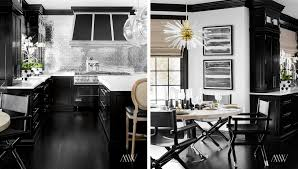 Black Kitchens Designs by Inspiration Black Kitchens Hadley Court Interior Design Blog