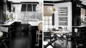 Black Kitchens Designs Inspiration Black Kitchens Hadley Court Interior Design Blog