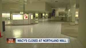 Macy S Floor Plan by Macy U0027s Closed At Northland Mall Youtube