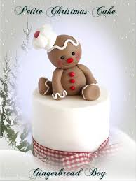 Christmas Cake Decorations Perth by